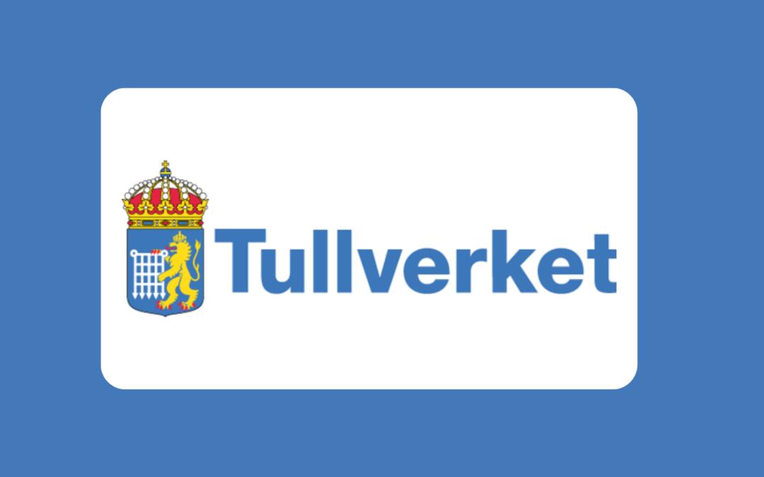 I april ändras dagens garantihantering hos Tullverket